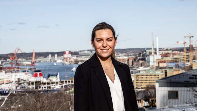 Filippa Jensen- New Account Manager and Employer Branding Manager